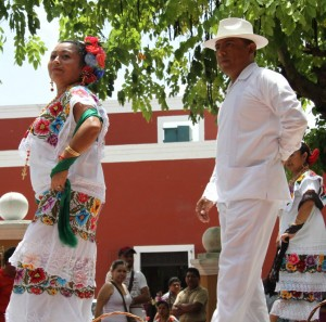 Folkloric Dancing in Valladolid
