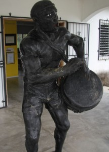 Garifuna Museum in Dangriga