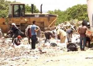 Roatan Garbage Dump Pickers