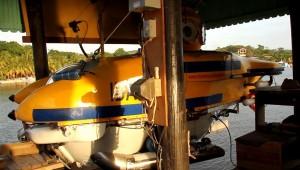 Captain Karl's Submarine
