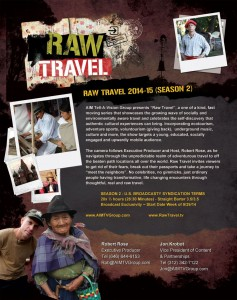 Raw Travel distribution-one sheet-front-Email