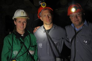 Miner's Tour with SeeKrakow.com