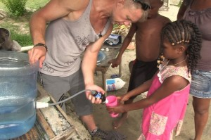DIY Voluntourism - Water Filters in Honduras
