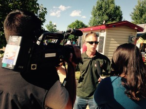 K2TV News in Casper Talks to Raw Travel